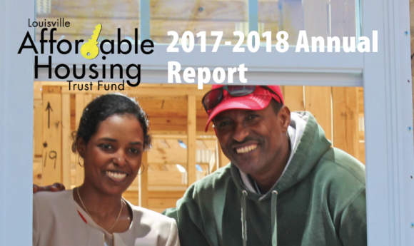LAHTF 2017-2018 Annual Report